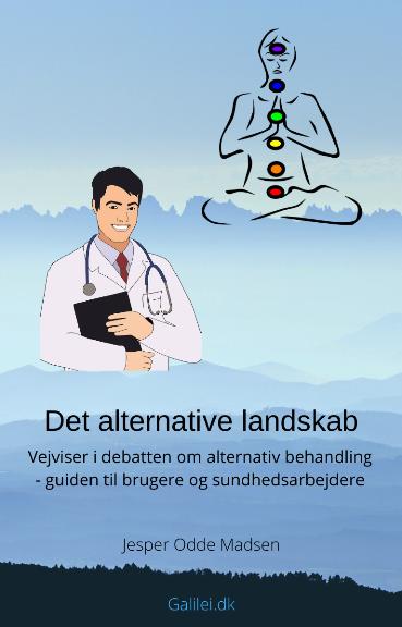 """Køb min e-bog """"Det alternative landskab"""""""